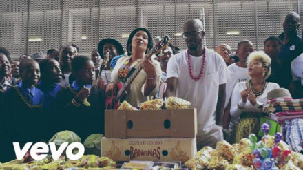 video: Deep In The Bottom (of Africa) with Black Coffee