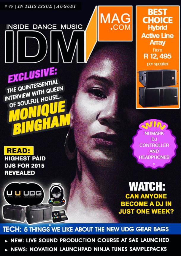 IDMmag.com cover