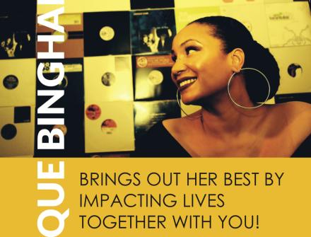 Monique Bingham Charity Gala
